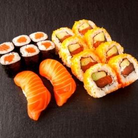 sake set sushi93