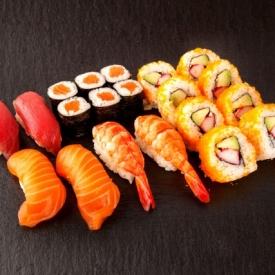 black tiger sushi93